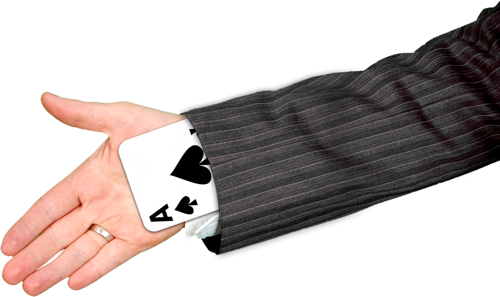 the simple types of card tricks trickypart magic blog
